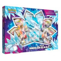 Box Pokémon Sandslash de Alola